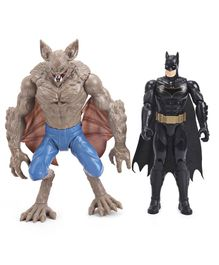 Batman Vs Matman Figure Black & Brown - Height 31.5 cm