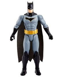 Batman Basic Figure Grey - Height 29 cm