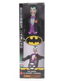 Batman Basic Figure Joker Purple - Height 29 cm