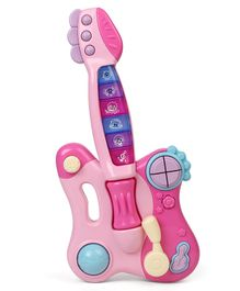 Musical Dynamic Guitar - Pink
