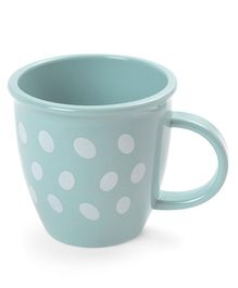 Polka Dot Mug Light Green - 350 ml