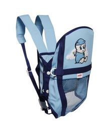 Farlin 2 Way Extra Padded Baby Cuddler Sky Blue