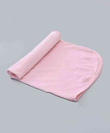 Simply Hand & Face Towel - Pink