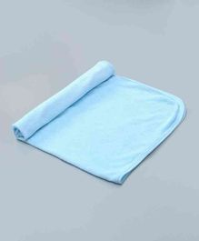 Simply Hand & Face Towel - Blue