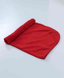 Simply Hand & Face Towel - Maroon