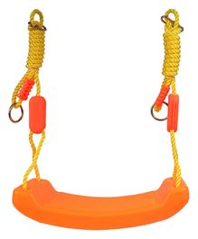 Planet of Toys Kids Swing - Orange