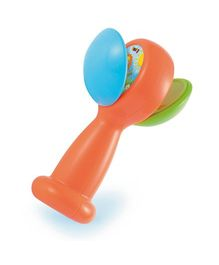 Smoby Musical Rattle Set - 4 Toys