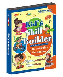 Kid's Skill Builder Audio Visual CD - English