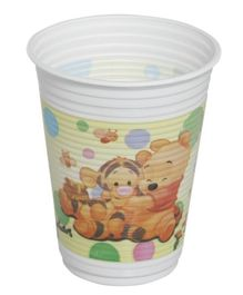 Disney Winnie the Pooh and Friends - Plastic Cup