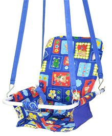 Mothertouch 2 In 1 Swing Blue