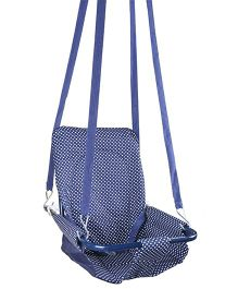 Mothertouch 2 In 1 Swing - Navy Blue