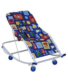 Mothertouch Swing Rocker Blue