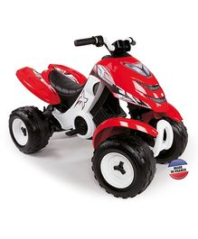 SMOBY - X POWER Battery Operated Ride On RED