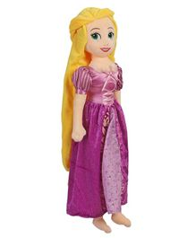 Disney Princess Rupunzel Plush Doll Purple - Height 60 cm