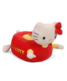 Hello Kitty Plush Kids Couch - Red