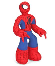 Avengers Standing Spider Man Plush Figure Red & Blue - Height 70 cm
