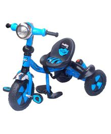 Funride DukeTricycle with Sipper & Bell - Blue