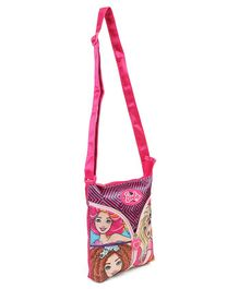 Barbie Sling Bag - Pink