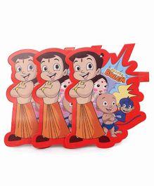 Chhota Bheem Swirls Pack Of 6