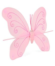 B Vishal Butterfly Wings - Pink