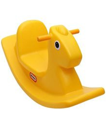 Little Tikes - Rocking Horse Yellow colour