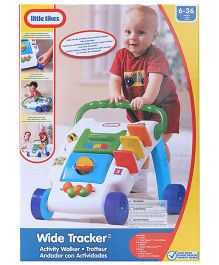 Little Tikes Wide Tracker Activity Walker - 1617/627712/619588