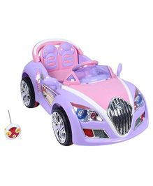 Battery Operated Ride On - Pink and Purple