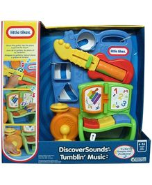 Little Tikes - Discover Sound Tumblin Music