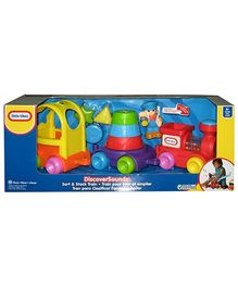Little Tikes - Discover Sounds Sort And Stack Train