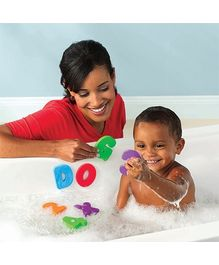 Little Tikes Bath Letters and Numbers - Multicolor