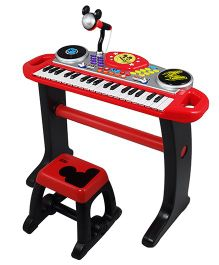 Winfun Rock Star Keyboard Set - Red