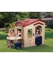 Little Tikes - Picnic on the Patio Playhouse