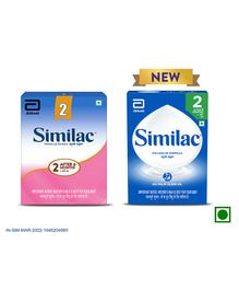 Similac - Follow-Up Formula Stage -2 400Gm
