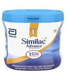 Similac Advance Infant Formula Stage 1 - 400 gm
