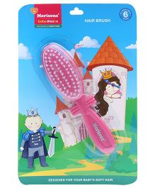 Morisons Baby Dreams - Pink Baby Hair Brush