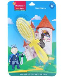 Morisons Baby Dreams - Yellow Baby Hair Brush