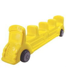 Playgro School Bus Ride On -  (Colour May Vary)