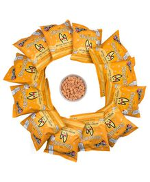 The Mumum Co Cheese Tomato Crunchies Pack of 12 - 20 gm Each