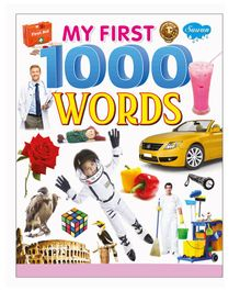 My First 1000 Words Book - English
