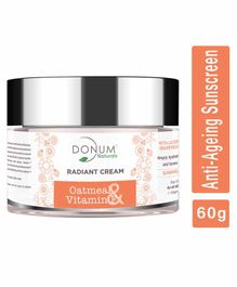 Donum 5 in 1 Radiant Cream With SPF 15 - 60 grams