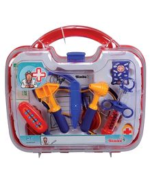 Simba - 10 Piece Doctor Case Blue