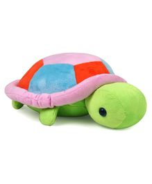 Benny & Bunny Turtle Soft Toy Green - Height 25 cm
