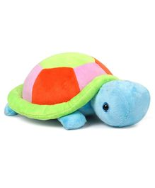 Benny & Bunny Turtle Soft Toy Blue - Height 25 cm