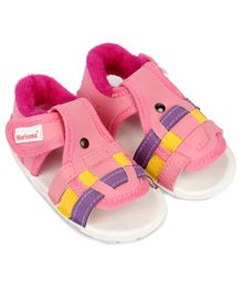 Morisons Baby Dreams Musical Sandals - Pink
