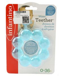 Infantino Infantino Water Teether - Blue