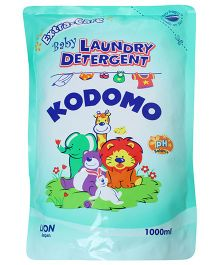 Kodomo - Liquid Laundry Detergent Refill Pack For Baby Clothes