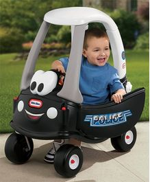 Little Tikes - Cozy Coupe Anniversary Edition Police Car