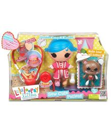 Lalaloopsy - Little Sew Cute Patient With Doctor Set