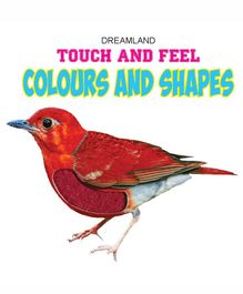Touch and Feel Colours and Shapes - English