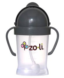 Zoli BOT Sipper Cup With Handles Grey - 175 ml